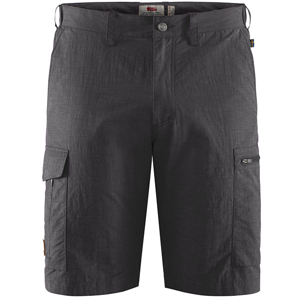 Fjällräven Travellers MT Shorts M Dark Grey 58 thumbnail