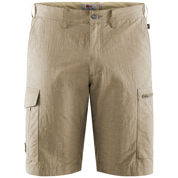 Fjällräven Travellers MT Shorts M Light Beige 58 thumbnail