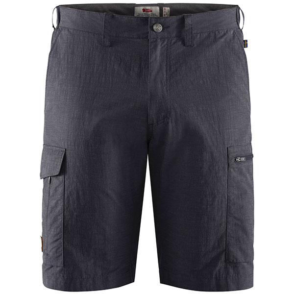Fjällräven Travellers MT Shorts M Dark Navy 46 thumbnail