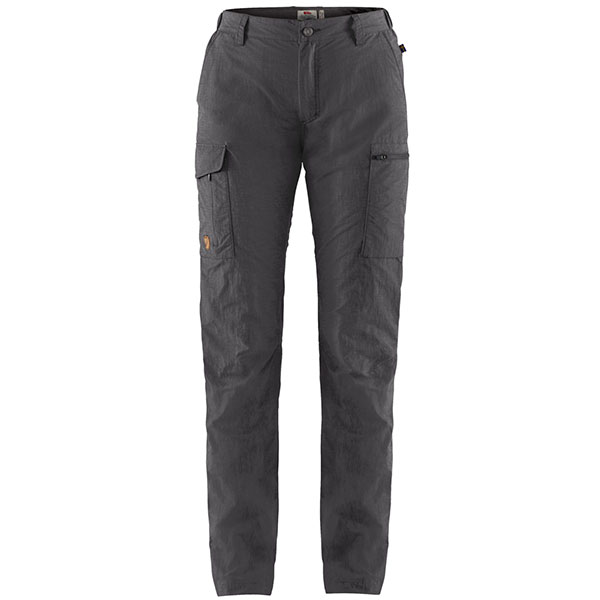 Fjällräven Travellers MT Trousers W Dark Grey 44 thumbnail