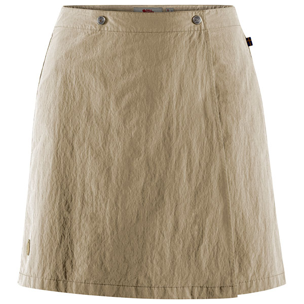 Fjällräven Travellers MT Skort W Light Beige 46 thumbnail
