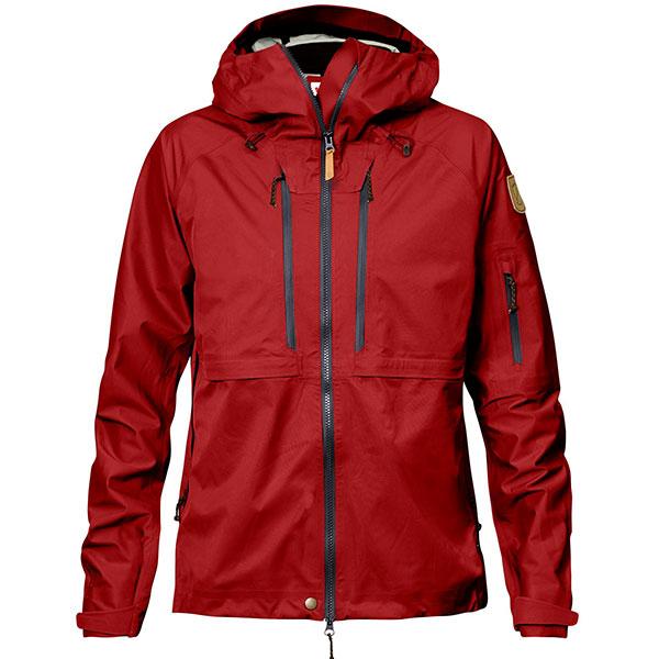 Fjällräven Keb Eco Shell Jacket W Lava S