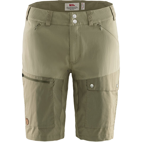 Image of   Fjällräven Abisko Midsummer Shorts W Savanna-Light Olive 34