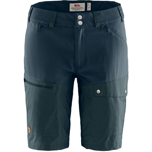 Image of   Fjällräven Abisko Midsummer Shorts W Dark Navy 34