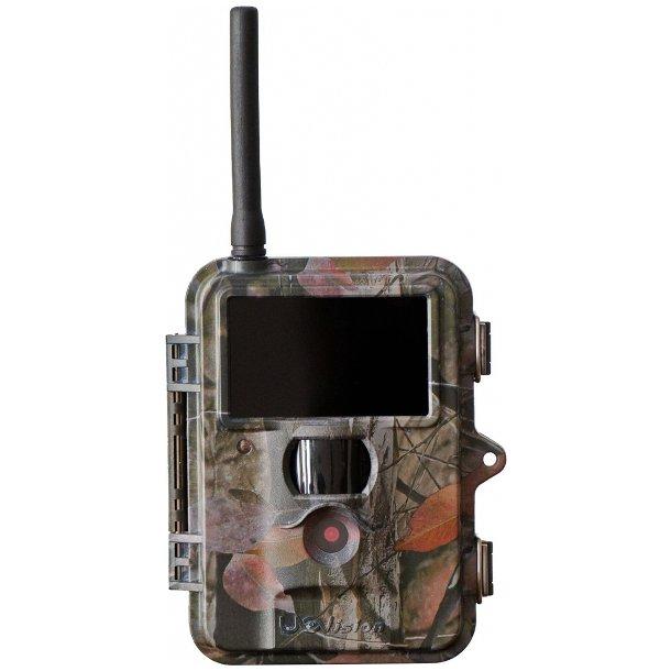 Vildtkamera 12MP IR Uovision UM565 MMS/ SMS/GRPS Camo - Vildtkamera og tilbehør - www ...