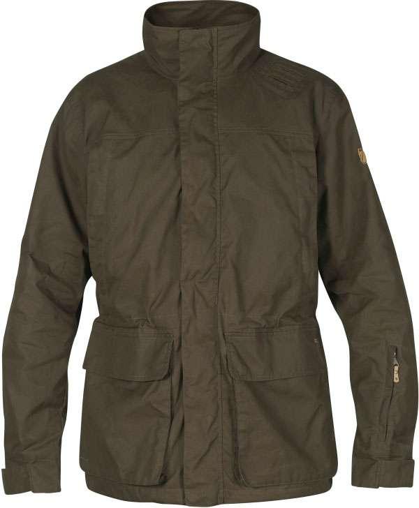 Fjällräven Brenner Pro Jacket Dark Olive M thumbnail
