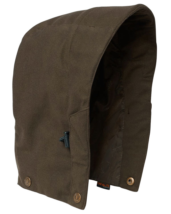 Image of Chevalier Force Chevalite Hood Green ONE SIZE