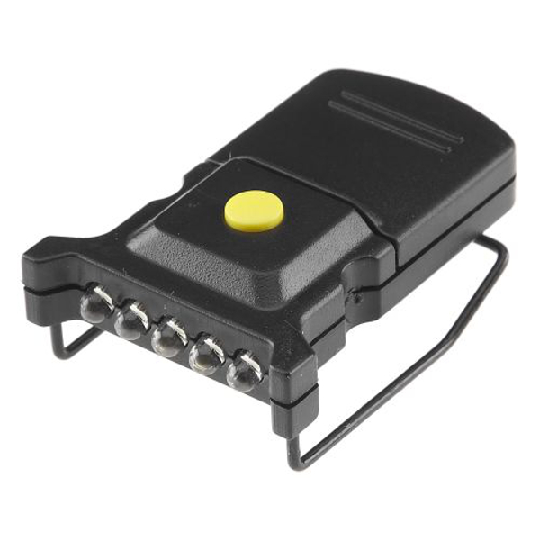 Micro LED Hat Clip Lygte thumbnail
