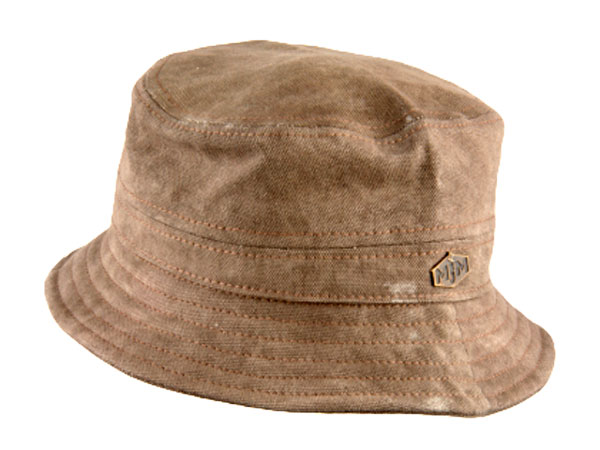 MJM Cloud Canvas Hat Khaki M thumbnail