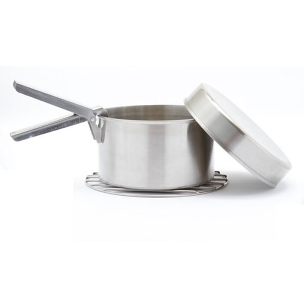 Image of Kelly Kettle Cook Set Small Stainless Steel