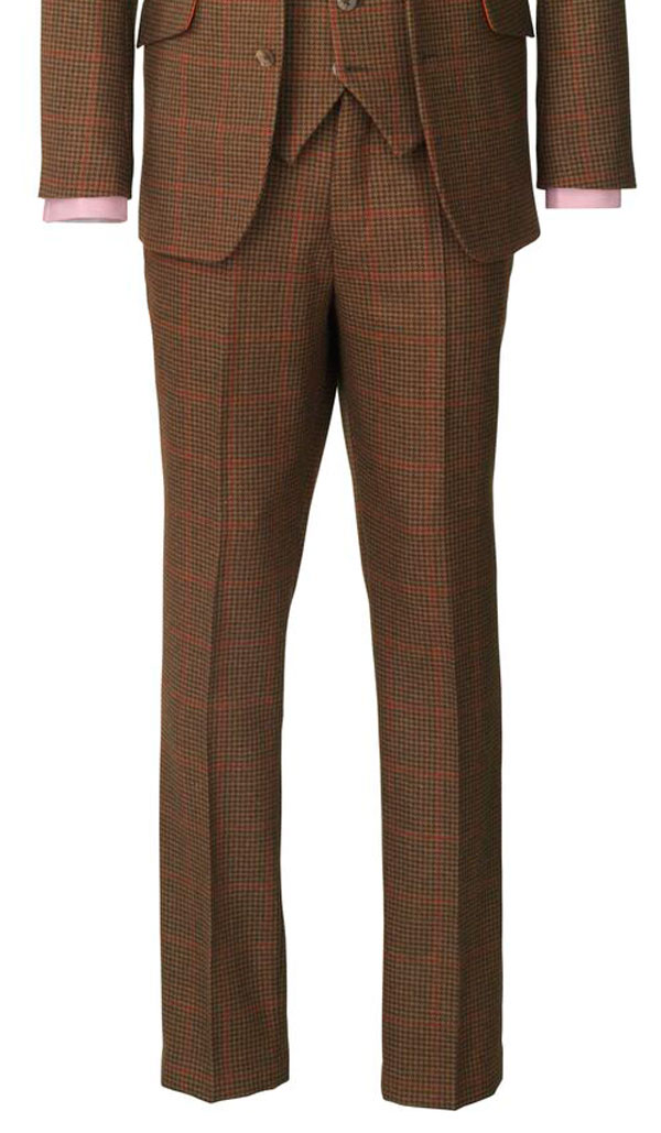 Laksen LE16 Eaton Trousers Brown M thumbnail