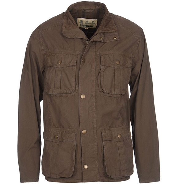 Image of Barbour Gateford Jakke Mid Olive 3XL