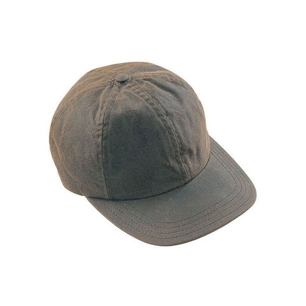 Barbour Wax Sports Cap Dark Olive - Hats and caps - www.huntinglife.net 9cd5a330a723