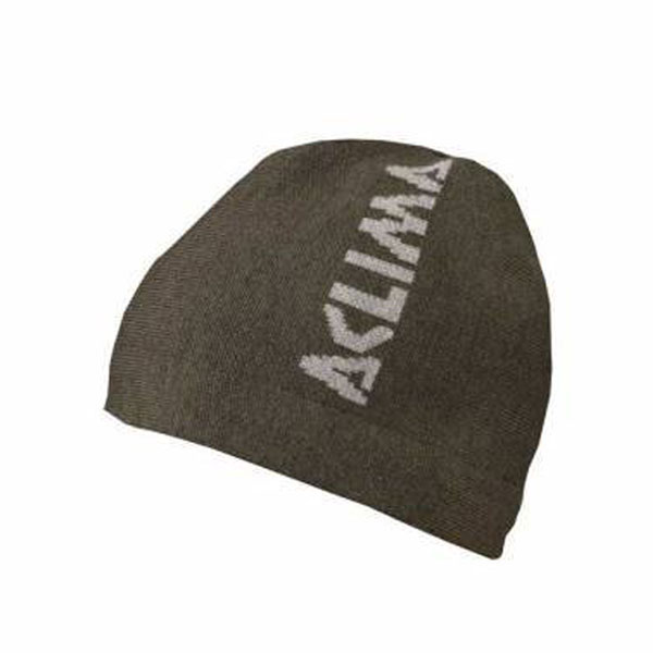 Image of Aclima Warmwool JIB Beanie Olive Night L