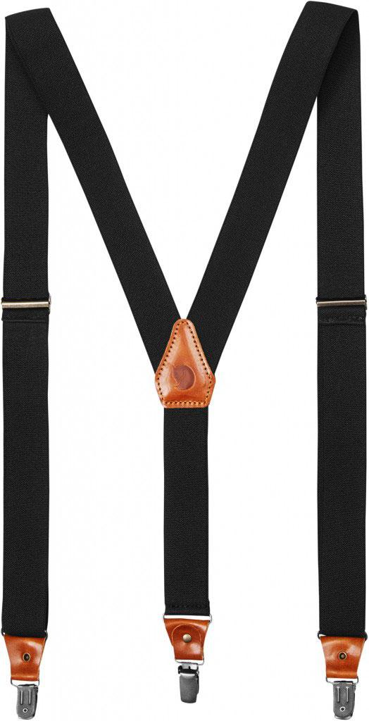 Image of Fjällräven Singi Clip Suspenders Dark Grey ONE SIZE