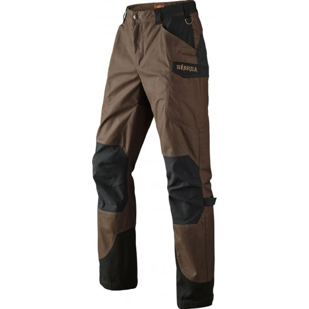 Härkila Gevar Trousers Slate Brown/Black