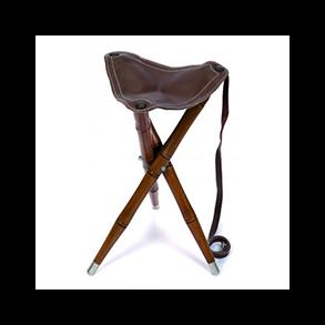 Jagtstole og siddeunderlag