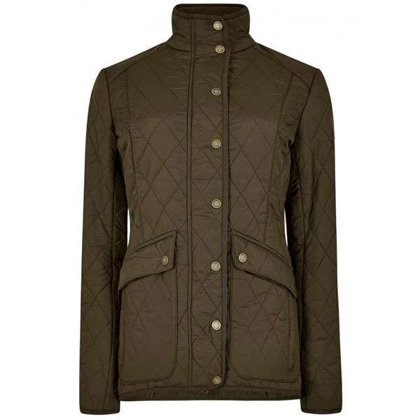 Image of   Dubarry Bettystown Lady Jacket Olive 34