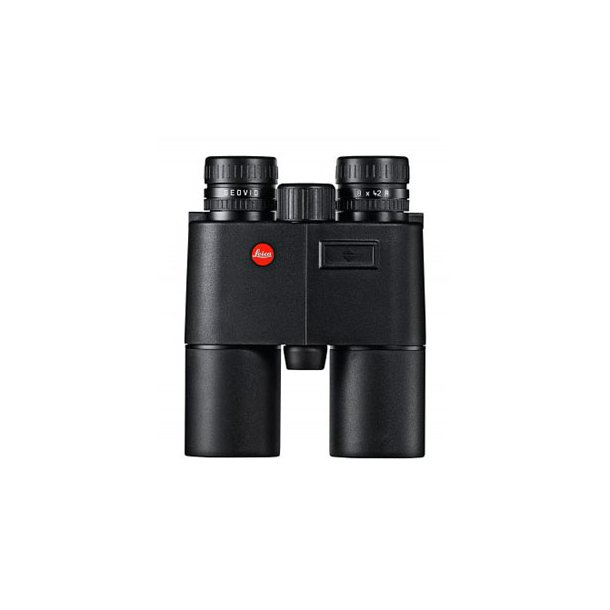 Leica Geovid 8x42R,M Håndkikkert Sort