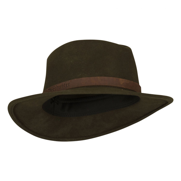 Image of Deerhunter Adventure Filt Hat Green 56/57